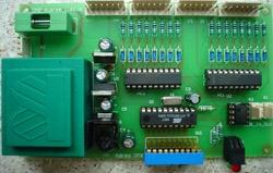 Demultiplexer DMX512