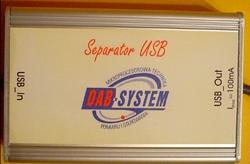 Separator USB