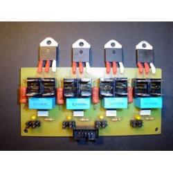 Stopień mocy - 4 kanały (bez radiatora)