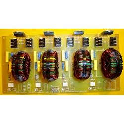 Stopień mocy - 4 kanały (bez radiatora, z dławikami wyjściowymi)