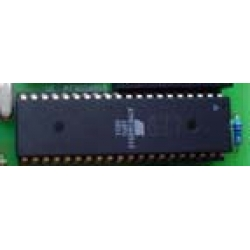 Dodatkowy zaprogramowany procesor do uniwersalnego modułu DMX512